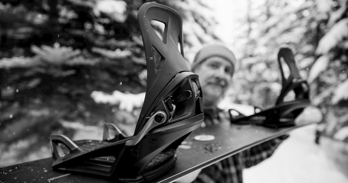 guia para comprar fijaciones de snowboard