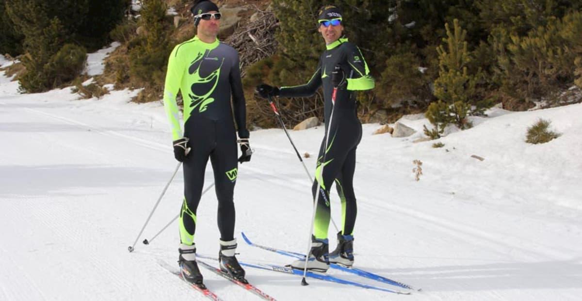 camisetas termicas esqui