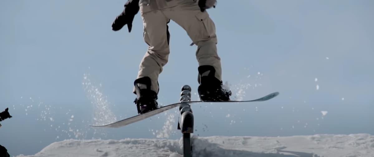 pantalones snowboard